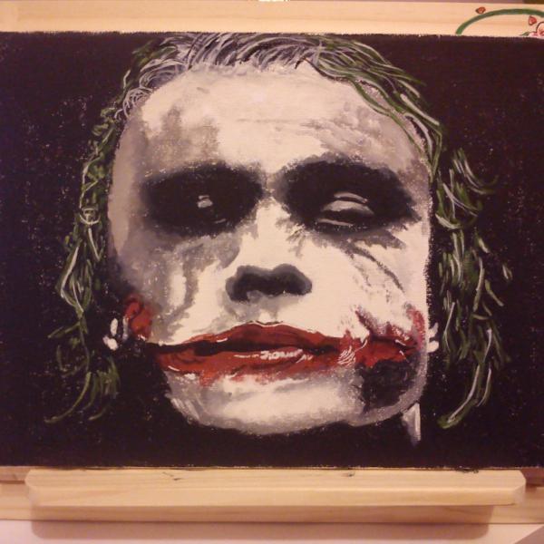 Heath Ledger by maja135able